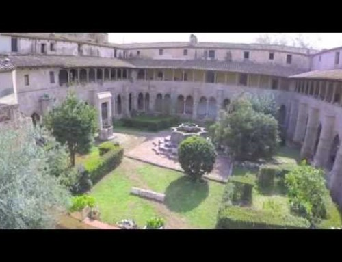 Sant Jeroni de la Murtra: un claustre Obert