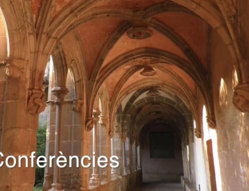 """""""Los monjes jerónimos y los judíos"""". Conferència de Jaume Aymar a Sant Jeroni de la Murtra"""