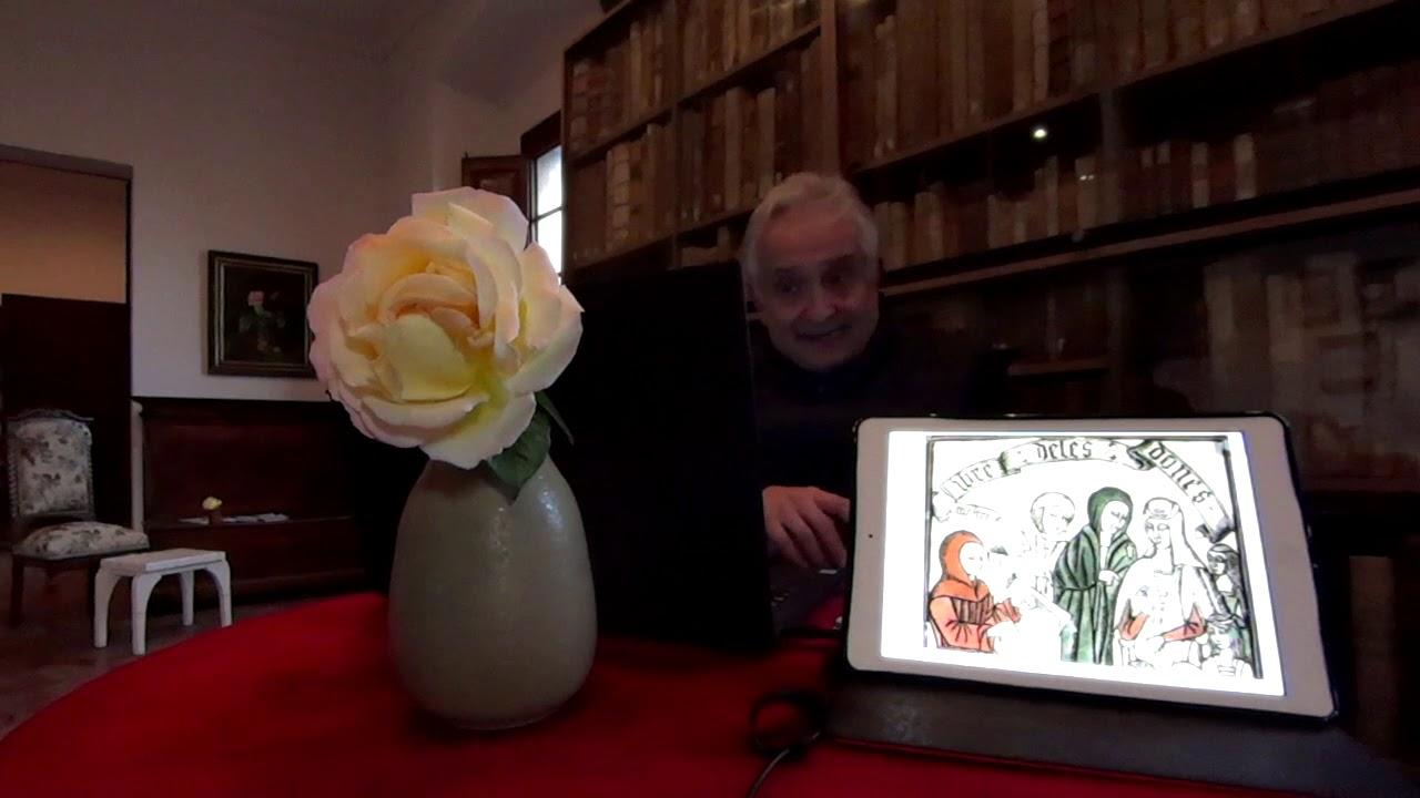 "Festa de Sant Jordi. ""El secreto de los libros perdidos de Sant Jeroni de la Murtra"""