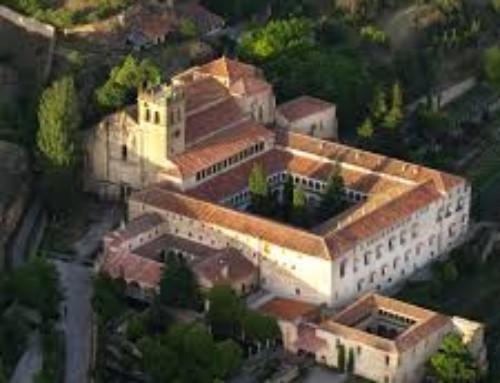 L'únic monestir habitat per Jerònims a la península
